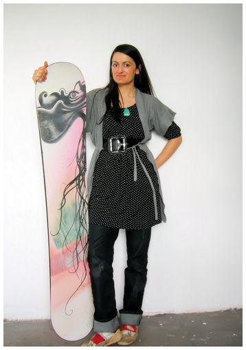 16+ Winner Kristine Khan