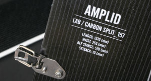 Amplid Announces the World's Lightest Split