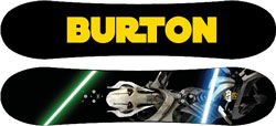 Burton Chopper Star Wars