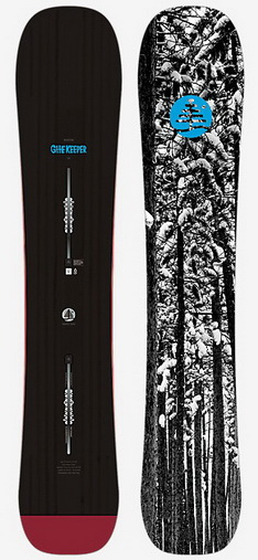 Burton Family Tree Gate Keeper 2017 Snowboard Review