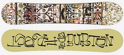 Burton Phil Frost × G Pen Barracuda