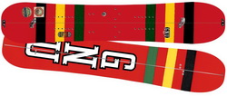 GNU Beauty Splitboard