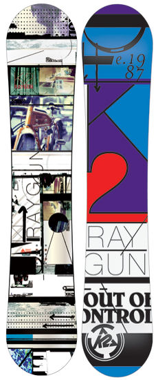 K2 Raygun