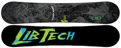 Lib Tech Dark Series