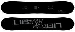 Lib Tech Black Powder SpeedoDeeps