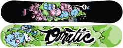 Omatic Celebrity 2010 Snowboard Review