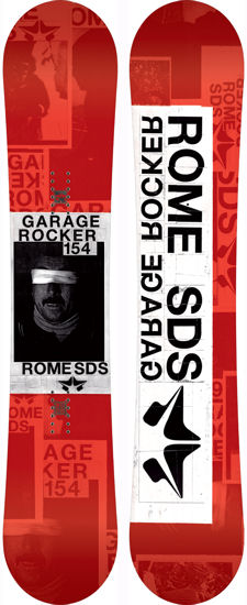 Rome Garage Rocker