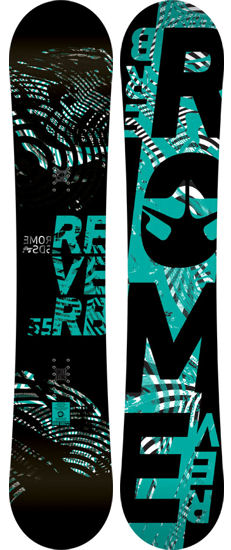 Rome Reverb 2012 Snowboard Review
