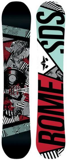 Rome Reverb Rocker 2016 Snowboard Review